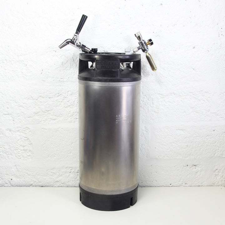 Mobile Keg Kit with Flow Control.