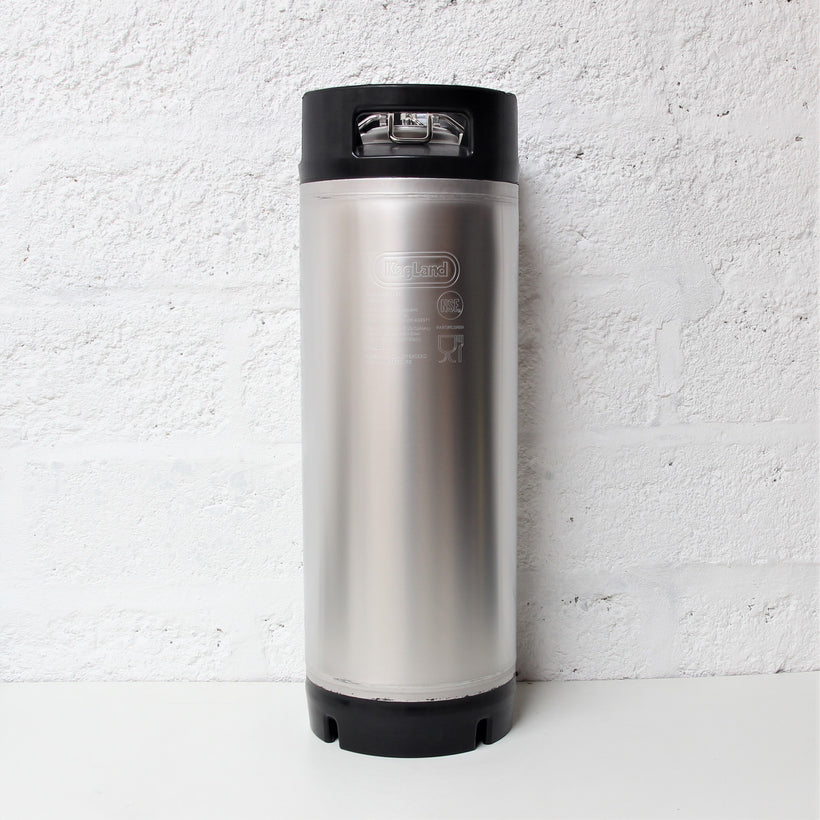 19L Ball Lock Corny Keg - Brand New