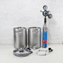 2x 5L MiniKeg Sodastream Kit