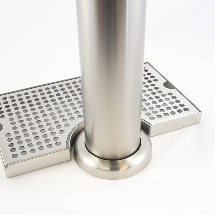 Drip Tray - Stainless steel for Tower