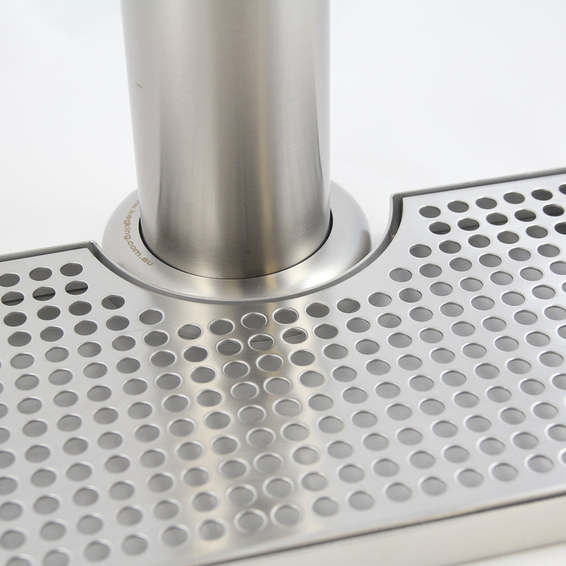 Drip Tray Stainless Steel For Tower Brewkegtap