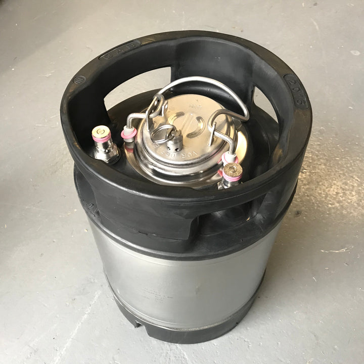 AEB 2015 A Grade Reconditioned 10L Corny Keg