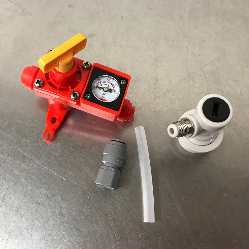 BlowTie V2 Diaphragm Spunding Valve Kit