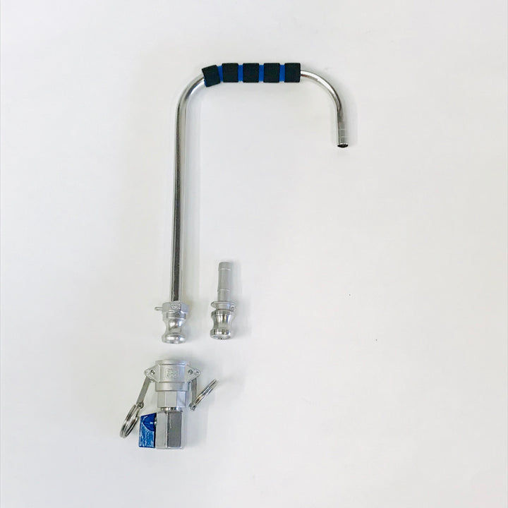 Grainfather Sparge Arm Camlock conversion kit - TYPE 2.