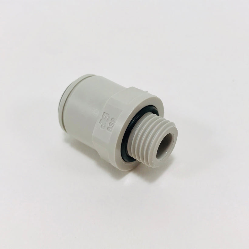 "John guest ODL regulator fitting 1/4"" BSP - 3/8 push fit"