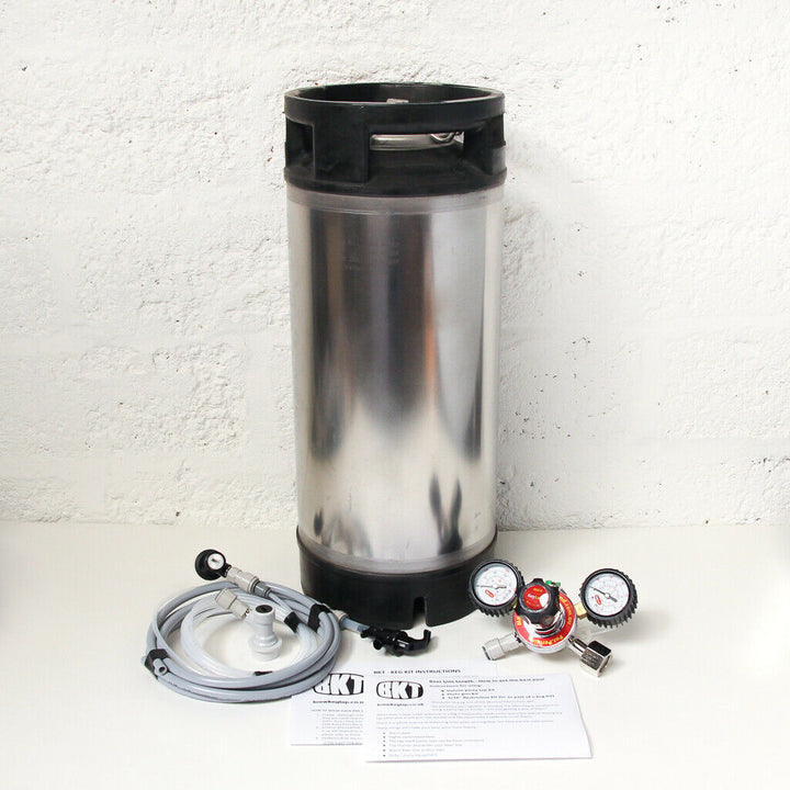 Standard Keg Kit with Deluxe Party Tap