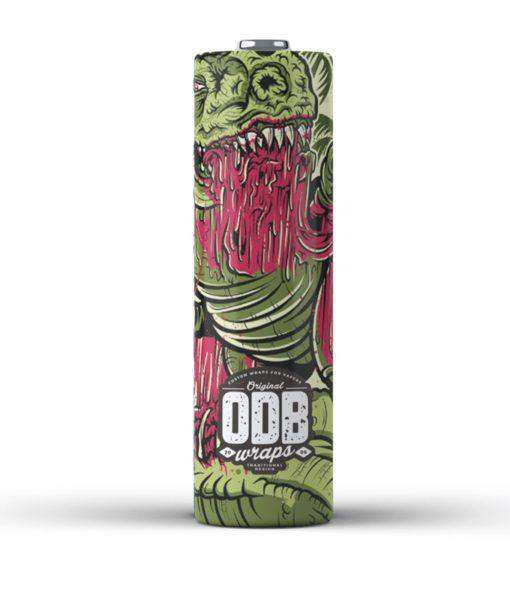 Interstellar Vaping Battery Wraps Dino V2 ODB Wraps Original ODB Wraps