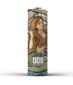 Interstellar Vaping Battery Wraps Mermaid ODB Wraps Original ODB Wraps