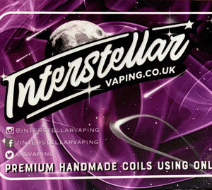 Interstellar Vaping Building Accessories Interstellar Vaping Non-Slip Build Mat