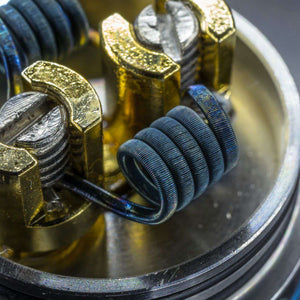 Interstellar Vaping Handmade Coil Fused Clapton Coil