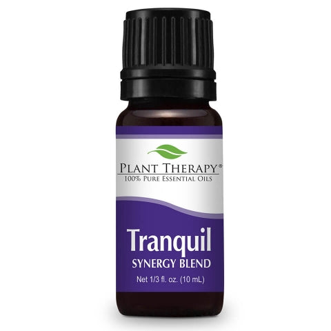 Tranquil 10ml Synergy - Essentially Oil'd Australia