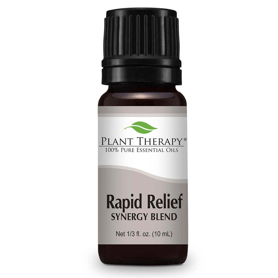 Rapid Relief 10ml Synergy