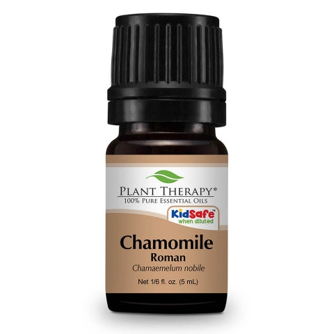 Roman Chamomile 5ml Essential Oil - Essentially Oil'd Australia