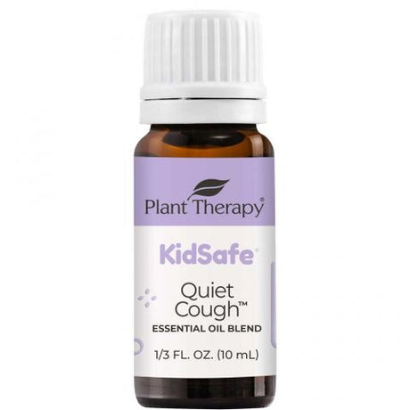 Quiet Cough™ KidSafe Essential Oil Blend