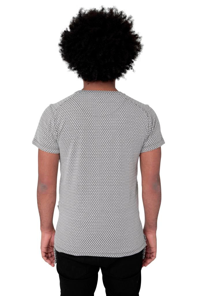 Style: Atum 017 Traditional Longline T-shirt - Junq Couture