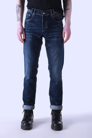 Style: Fairlop 104 Slim Fit Jeans - Junq Couture