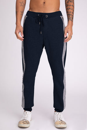 Style: Perivale 04 Navy Jogger - Junq Couture