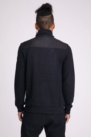 Style: Epping 28 Charcoal Sweatshirt - Junq Couture