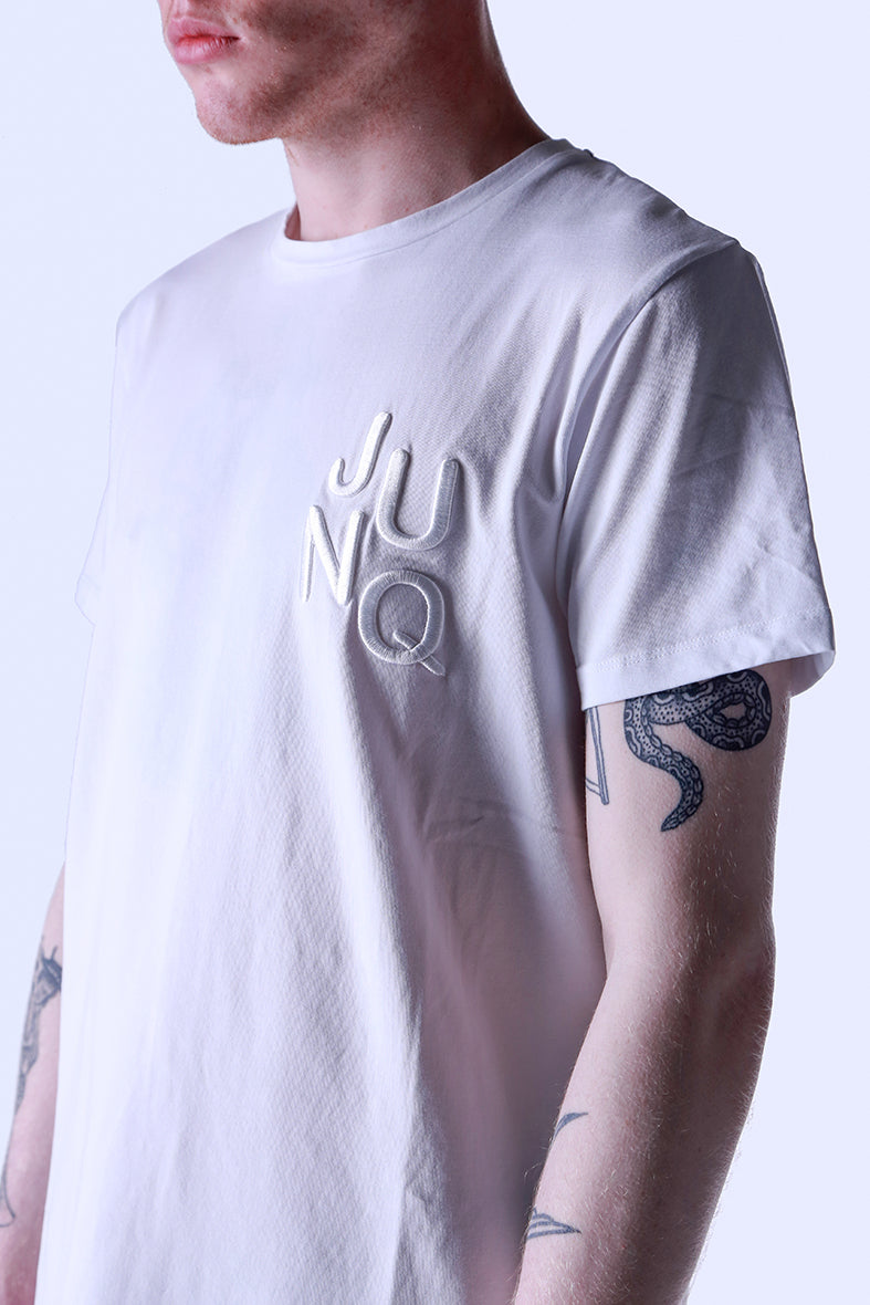 Khonsu 98 Luxury White T-shirt - Junq Couture