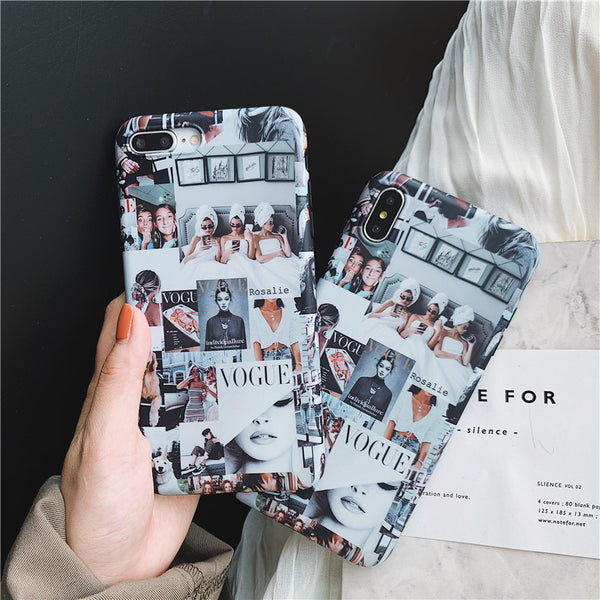 Vogue iPhone Cases
