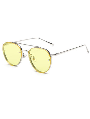 Fresh Ocean Sunglasses - Yellow