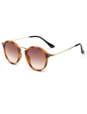 Oslo Sunglasses - Brown