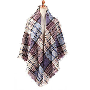 New Blanket Scarves