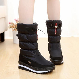 Womens Boots Winter Shoes Casual
