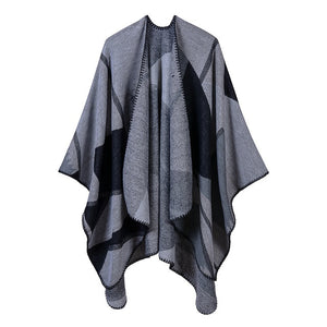 Womens Fashion Ponchos and Capes Outfits