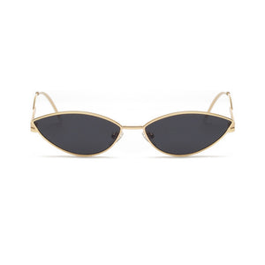 1990s Tiny Retro Sunglasses Cat Eye Glasses