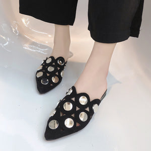 Fashion Loafer Sandal Non-Slip Slippers
