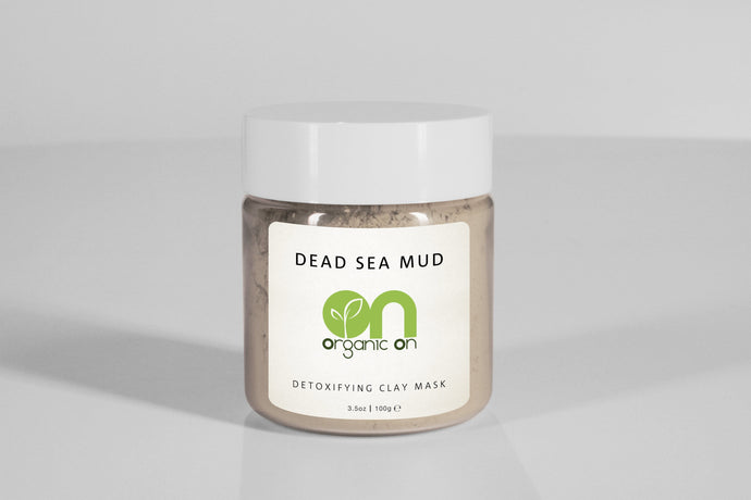 DEAD SEA MUD - DETOXIFYING CLAY MASK
