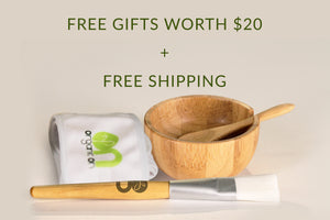 Free gift worth $20 plus Free shipping