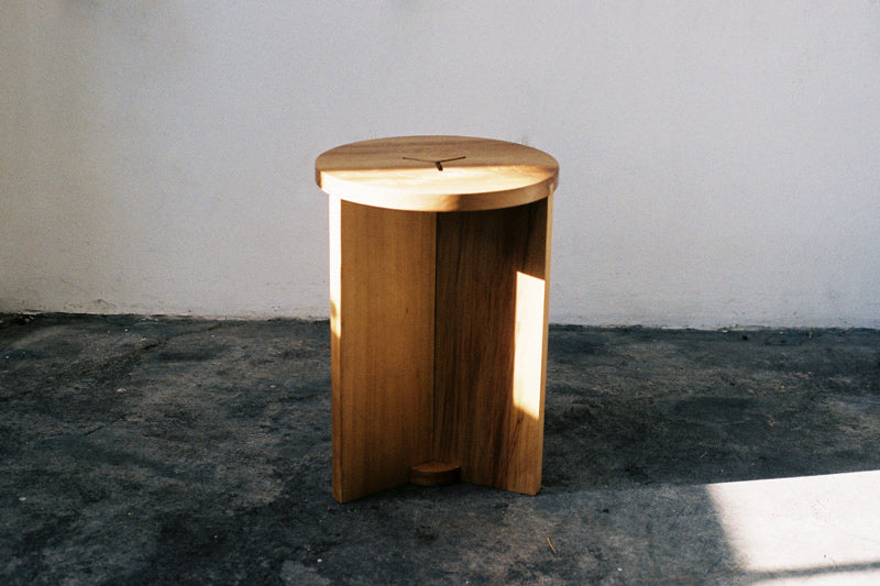 Yellowwood Stool
