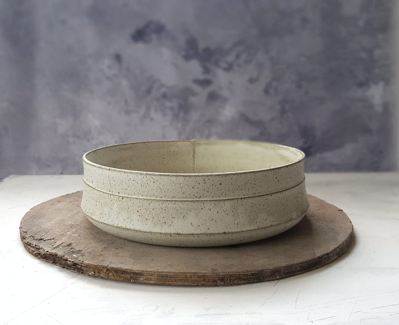 Françoise white  bowl