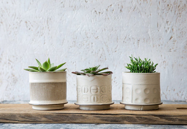 Soko Small Planter Set