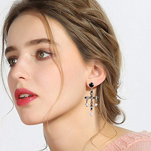Baroque Crystal Earring - Be Living