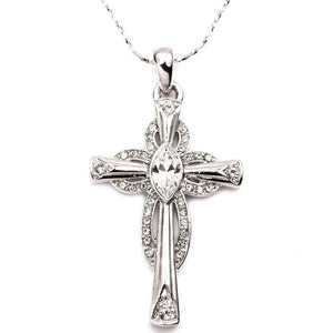 Royal Cross Necklace