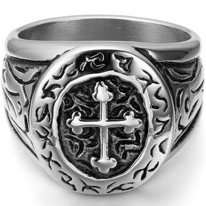 Celtic Cross Ring - Be Living
