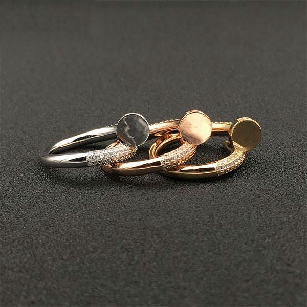 Holy Nails (Relics) Rings - Be Living