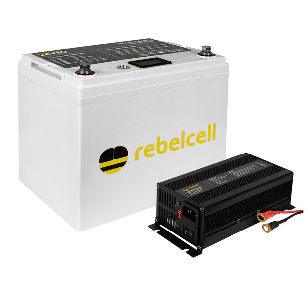 Rebelcell 24V50 Batteri