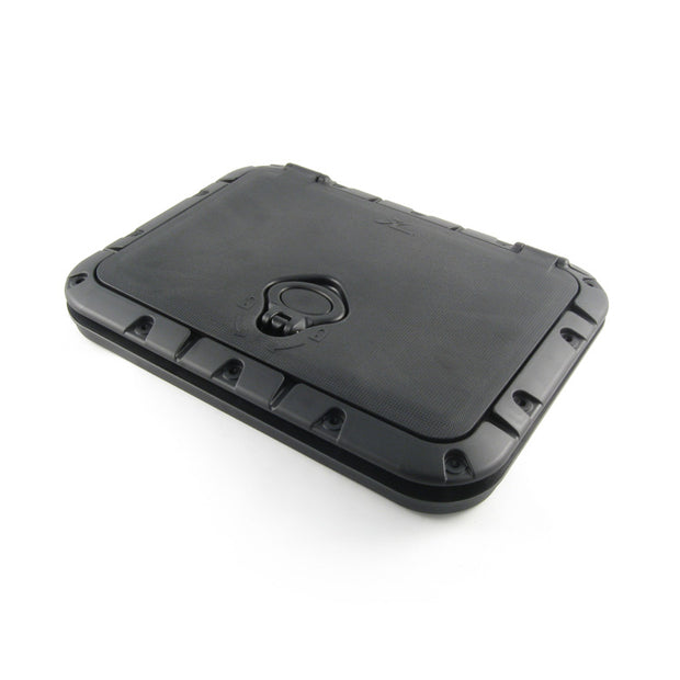 RECTANGULAR HATCH BLACK - Kayakstore.se