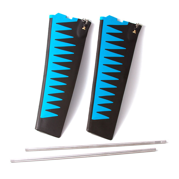 ST TURBO FIN KIT V2/GT - BLU/BLK Kayakstore.se