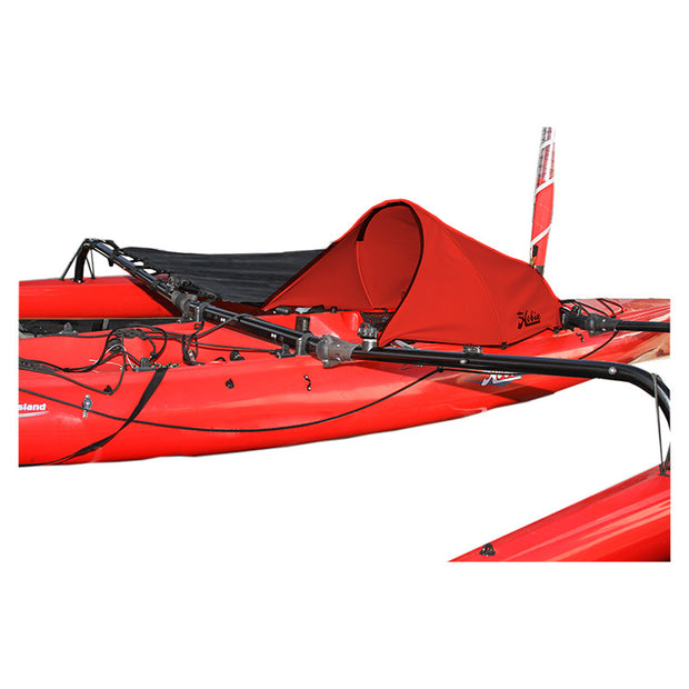 Dodger - Island Silver/Red Kayakstore.se