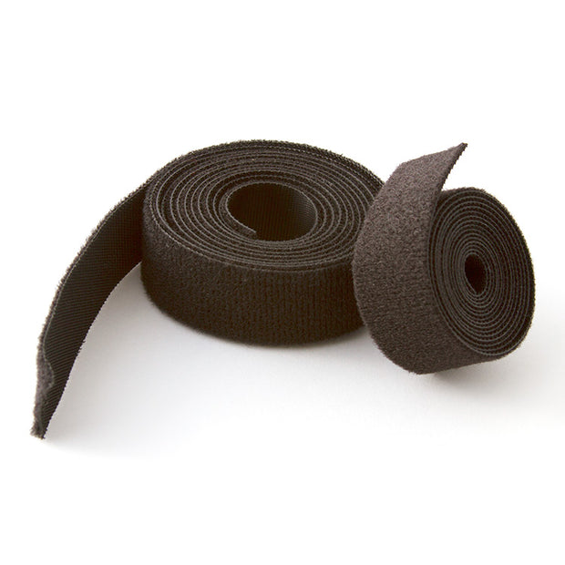 "Velcro One Wrap 1"" Black Kayakstore.se"