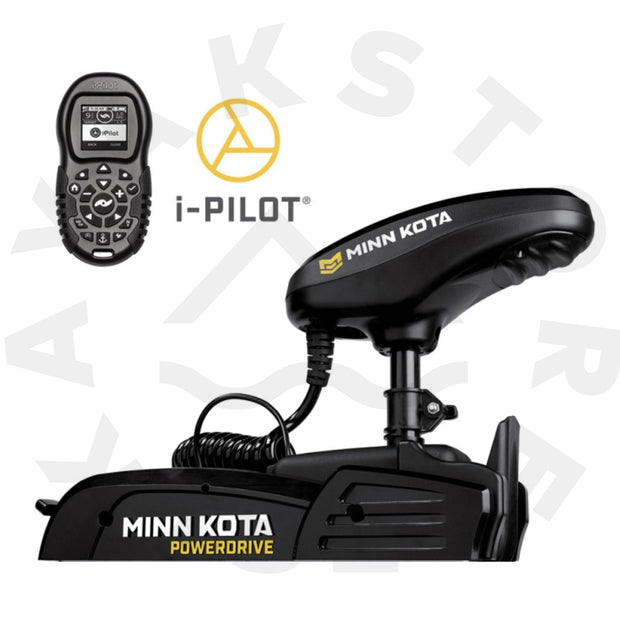 Minn kota PowerDrive BT 45 IP micro 54'' 12V - kayakstore.se