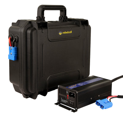 Rebelcell Outdoorbox 12V70 AV Kayakstore.se