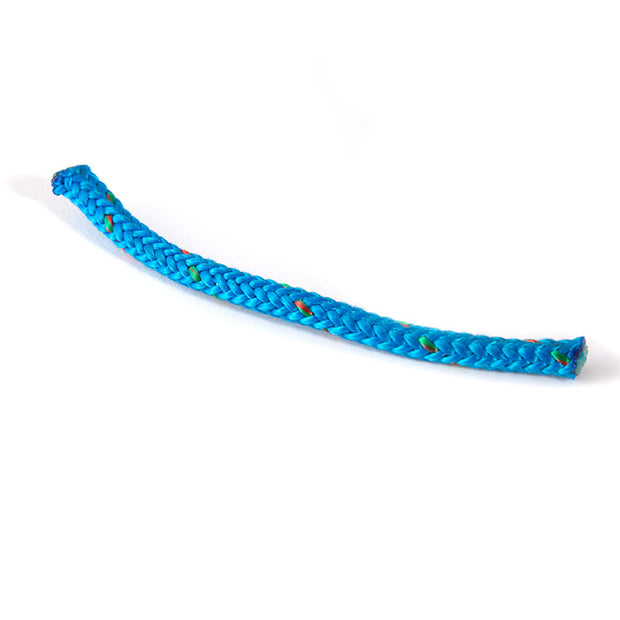 "Line 1/4"" Spun Dacron Black/Blue/Red Kayakstore.se"