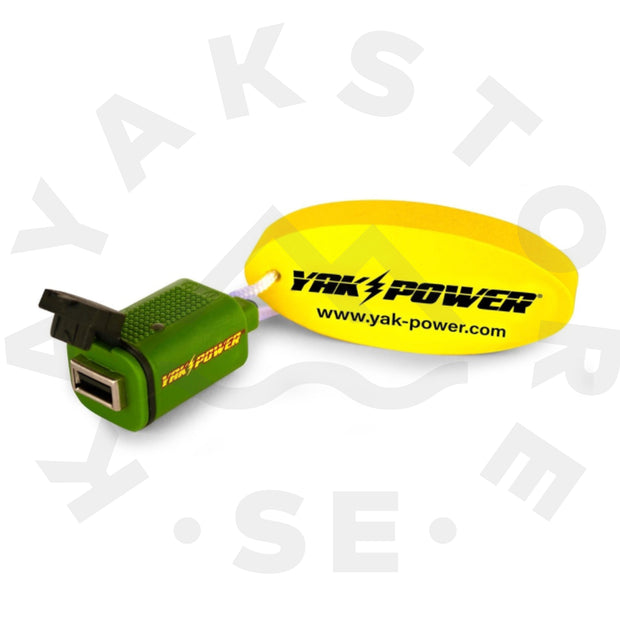YAK-POWER SAE to USB 3amp Charging Dongle