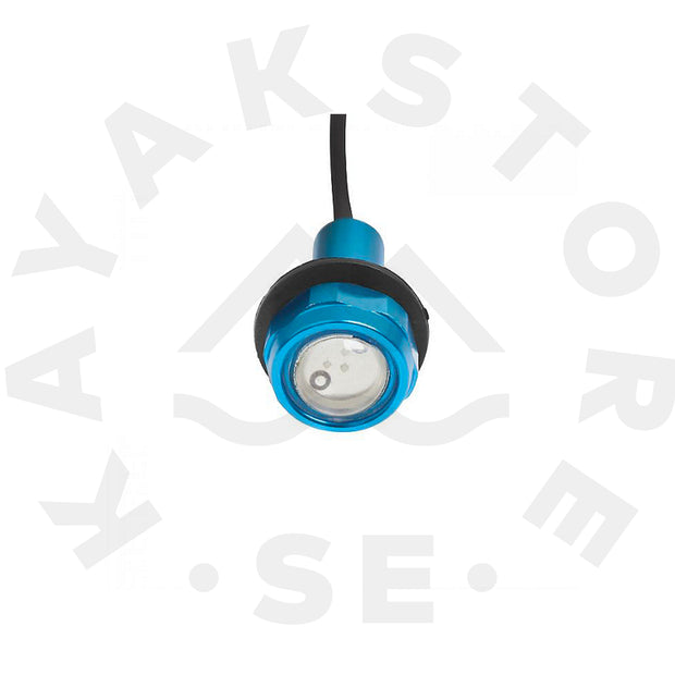 YAK-POWER Button Light Blue